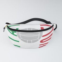 Italy Volleyball Lover Fanny Pack