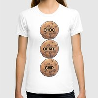cookie T-shirts featuring Cookie by Spooky Dooky