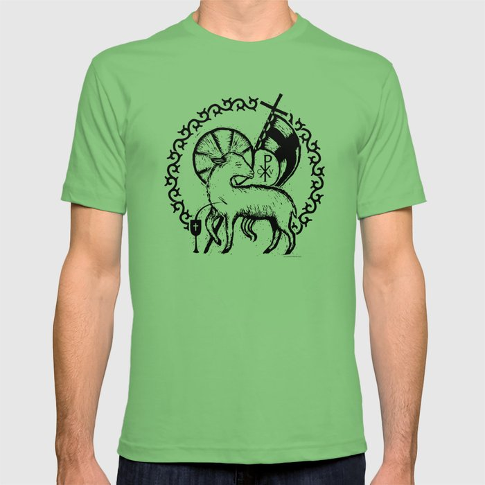 Agnus Dei (Christus Victor Edition) T-shirt