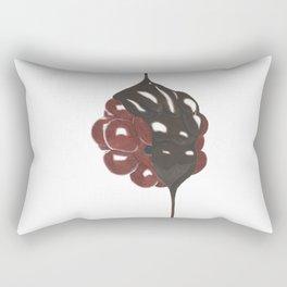 Dripping Chocolate Rectangular Pillow