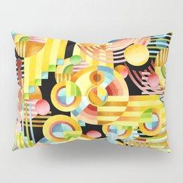 Art Deco Maximalist Pillow Sham