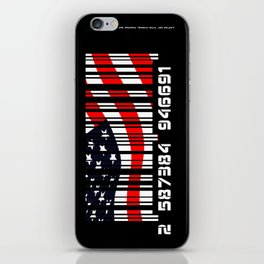 Conspiracy Theory iPhone Skin