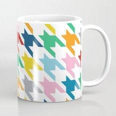 Rainbow Dogtooth Mug