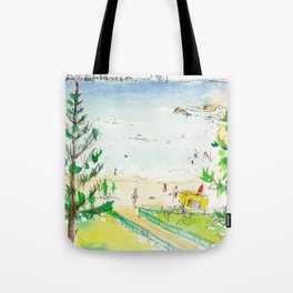 Rainbow Bay, Qld. Australia Tote Bag