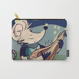 The Wandering Rat Bard Carry-All Pouch