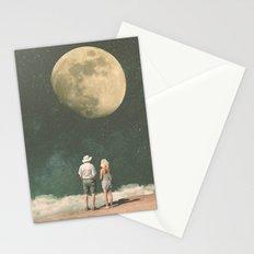 The Presence of Nostalgia Stationery Cards