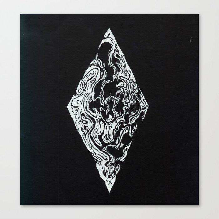 Avatharon Inverse Canvas Print