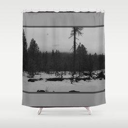 Niveous Shower Curtain