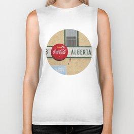 Alberta Corner Biker Tank