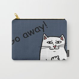Naughty Cat Carry-All Pouch