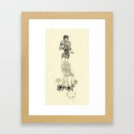 Making a Home Framed Art Print