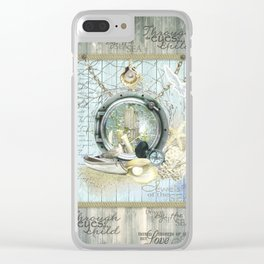 Pearler Clear iPhone Case