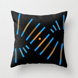 Spiraled Throw Pillow