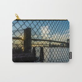 Brooklyn Bridge (Gated) Carry-All Pouch