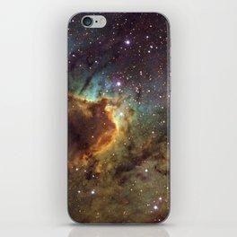 Cave Nebula SH2-155 iPhone Skin