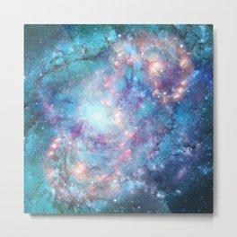 Abstract Galaxies 2 Metal Print