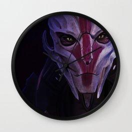 Mass Effect: Nyreen Kandros Wall Clock