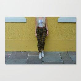 Lalaland 4 Canvas Print