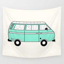 Vanagon Wall Tapestry