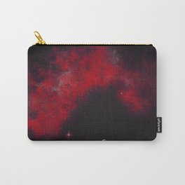 Red galaxy Carry-All Pouch