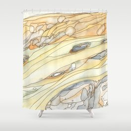 Eno River #16 Shower Curtain