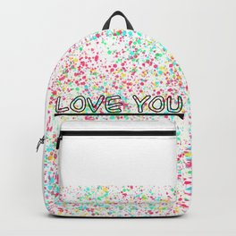 Love You Backpack