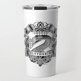 Slytherin Crest Travel Mug
