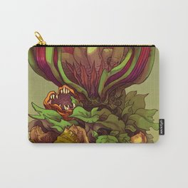 Plant Monster Carry-All Pouch