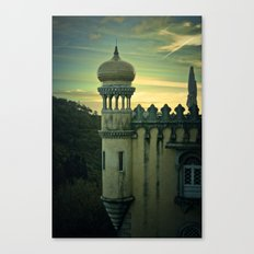 Palacio da Pena at Sintra Canvas Print