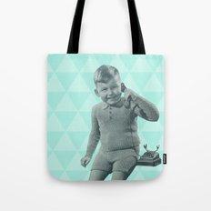 Geometric vintage Tote Bag