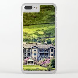Lake Ullswater 4 Clear iPhone Case
