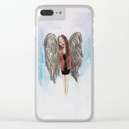 Tayco Freed Clear iPhone Case