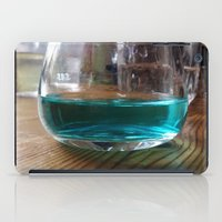 drink iPad Cases featuring drink by Beatrice
