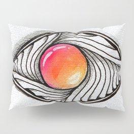 Doodled Gem Sparkle Eye Pillow Sham