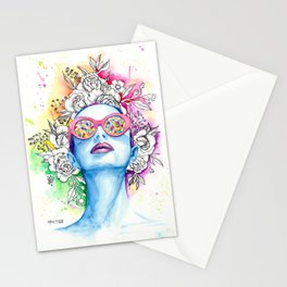 Summer Queen Stationery Cards