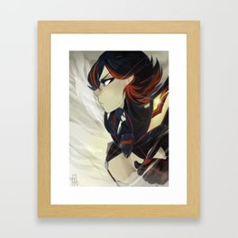 Ryuko Matoi -Kill la Kill- Framed Art Print