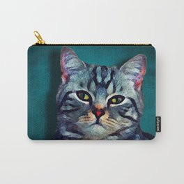Cat #cat #kitty Carry-All Pouch
