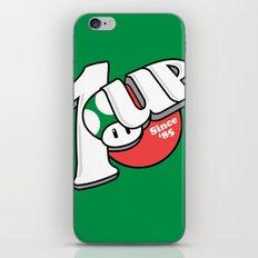 1UP Soda iPhone & iPod Skin