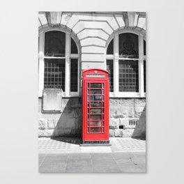 Classic Britain Canvas Print