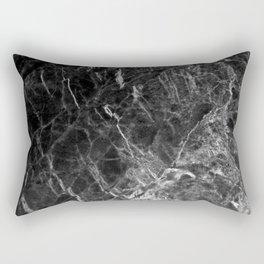 Ombre Marble Rectangular Pillow