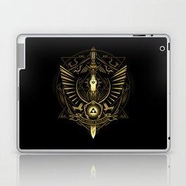 Zelda Sword Laptop & iPad Skin