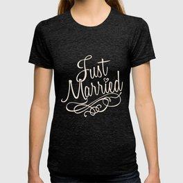 Funny Novelty Gift For Wedding T-shirt