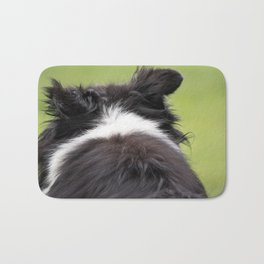Rudy ~ Border Collie Bath Mat