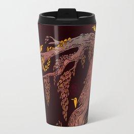 Tree Birds Travel Mug
