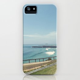 Keira Beach iPhone Case
