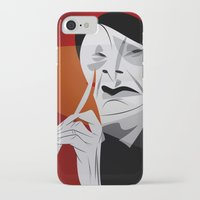 hannibal iPhone & iPod Cases featuring Hannibal by nachodraws