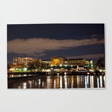 Philadelphia Art Museum Canvas Print