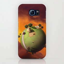 Kaito's Planet iPhone Case