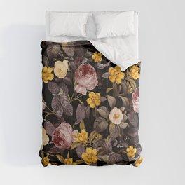 NIGHT FOREST XVI Comforters