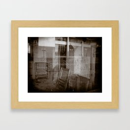 thank you for smoking Framed Art Print